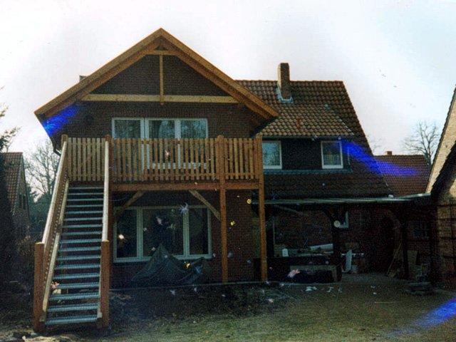 Staircases fuhrberger fachwerkhaus for Fachwerkhaus definition