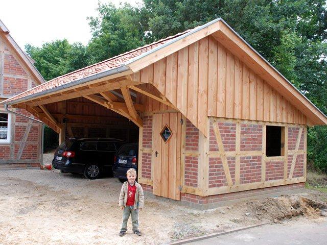 Bauplan Fachwerkhaus nebengebäude fuhrberger fachwerkhaus